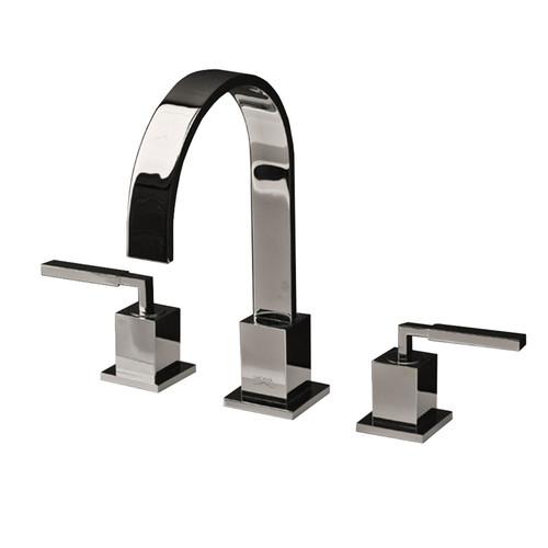 1403 Kubista Deck Faucet