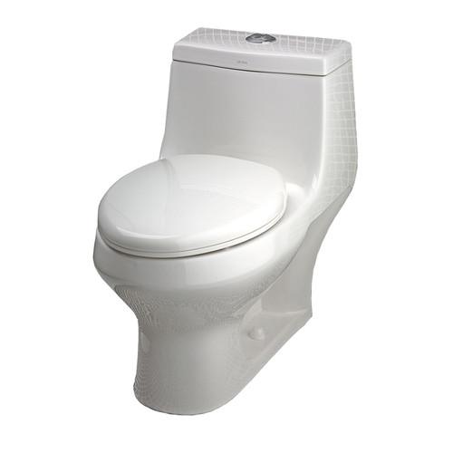 SC058 Open Space Toilet