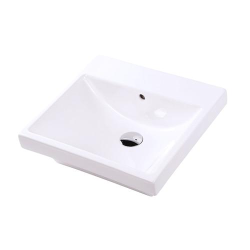 "4272 Piazza Sink 19-3/4""W"