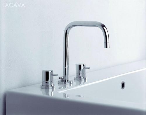 0103H2-CR Minimal Deck Faucet