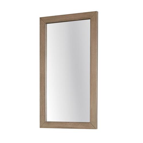 "M032 Aquagrande Mirror 19""W"