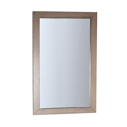 "M033 Aquagrande Mirror 23""W"