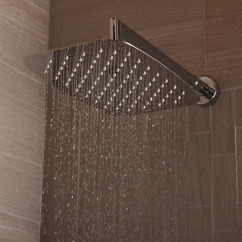 1874 Eleganza Rectangular Rain Shower Head