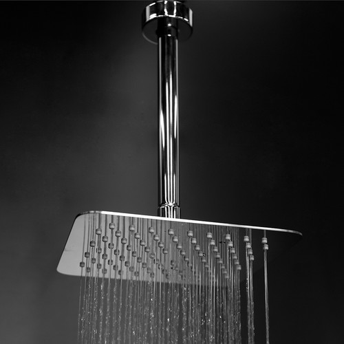 1865 Eleganza Square Shower Head