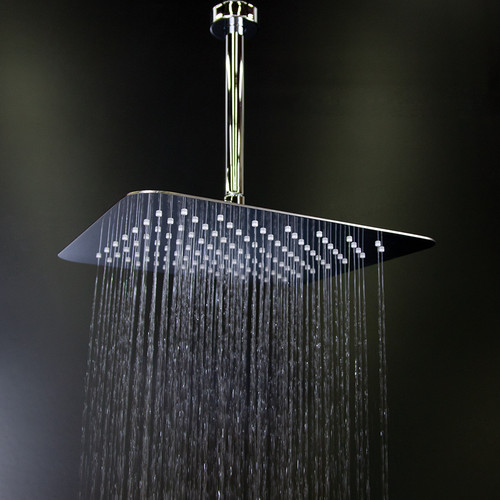 1864 Eleganza Square Rain Shower head