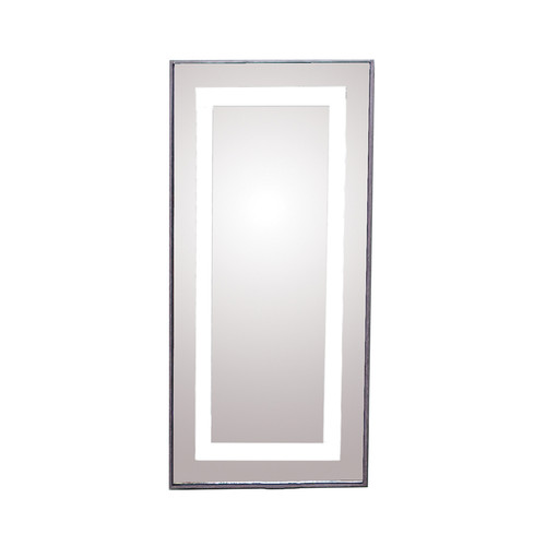 "5310 Libera Mirror  W/Lights 19""W"