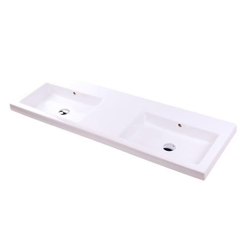 """5216 Aquaquattro Sink 55-1/2""""W"""