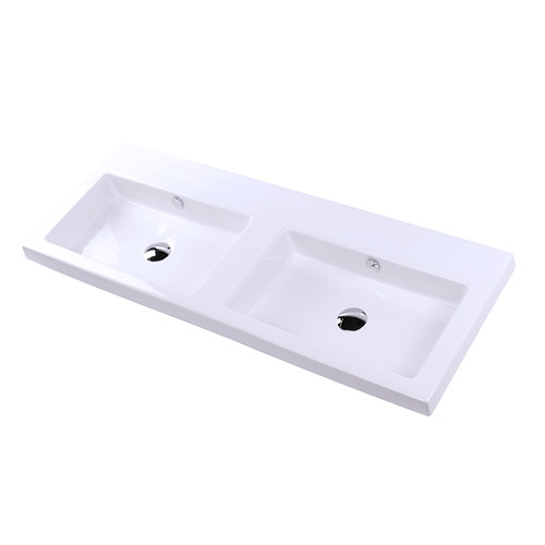 """5214  Aquaquattro Sink 47-1/2""""W"""