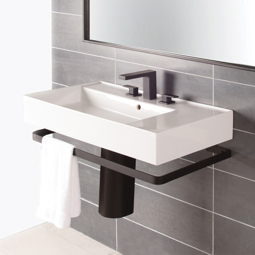 ATB-24 AQUA TOWEL BAR