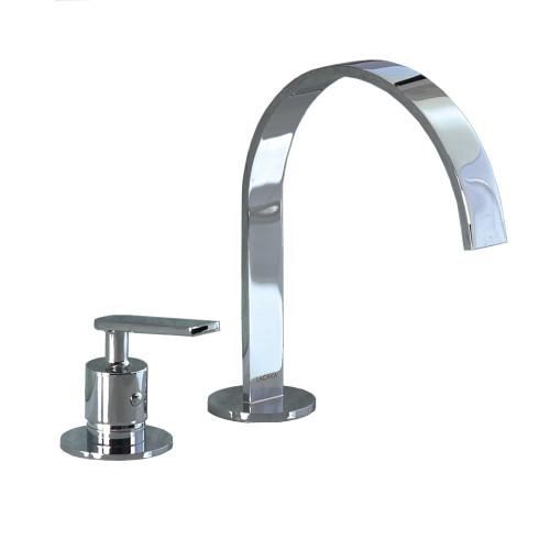 13010L Arch Deck Faucet
