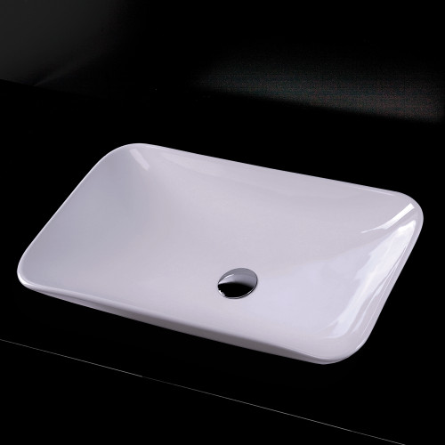 4518 Light Vessel Porcelain Sink