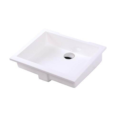 """H261UN Kubista Sink 19-1/2""""W"""