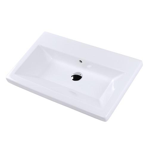 "4651 Sottile Sink 29-1/2""W"