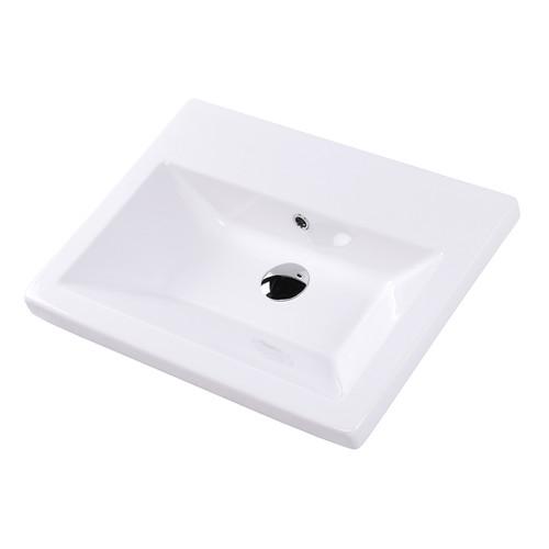 "4652 Sottile Sink 23-5/8""W"