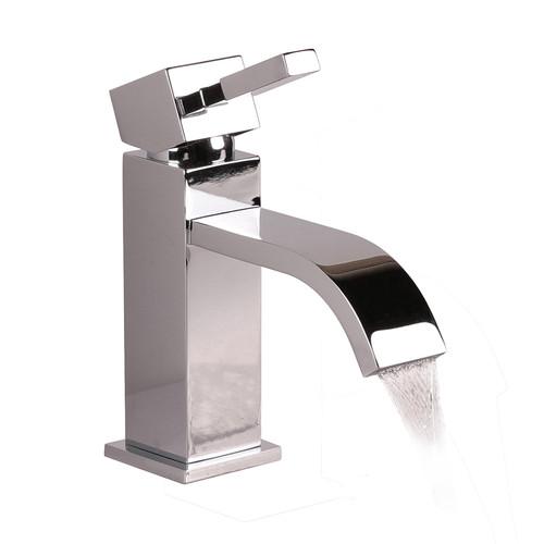 1410 Kubista Deck Faucet