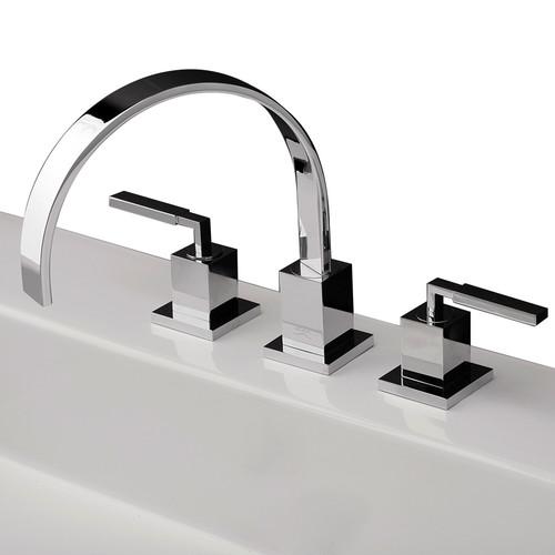 1430 Kubista Deck Tub Filler