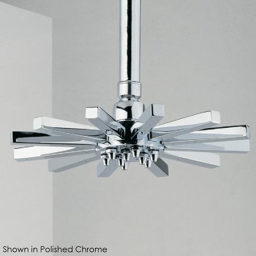0167H1   Minimal Shower Head - Brushed Nickel