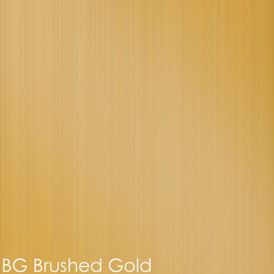BG brushed gold