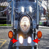 1984 1985 Honda Magna V30 VF500C Xenon Driving Lights Fog Lamps Foglamps Foglights Drivinglights Kit