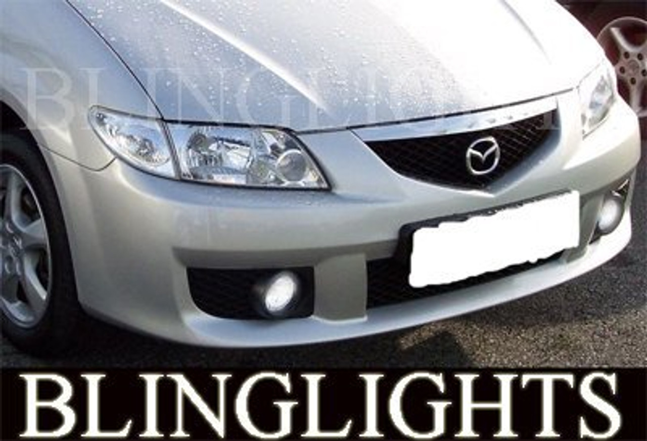 1999-2004 Mazda Premacy Xenon Fog Lamp Light Kit Drivinglights