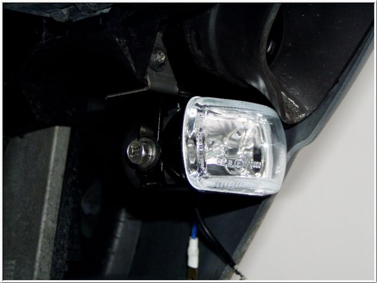 Hella Super White Driving Light Kit for BMW K1200S K1300S
