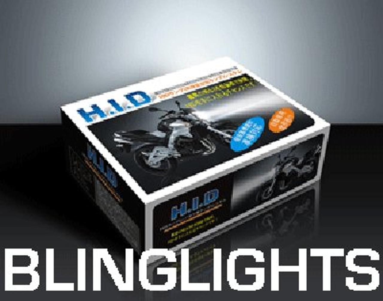 1993-2009 HARLEY-DAVIDSON SPRINGER SOFTTAIL HID HEAD LIGHT LAMP 1994 1995 1996 1997 1998 1999 2000
