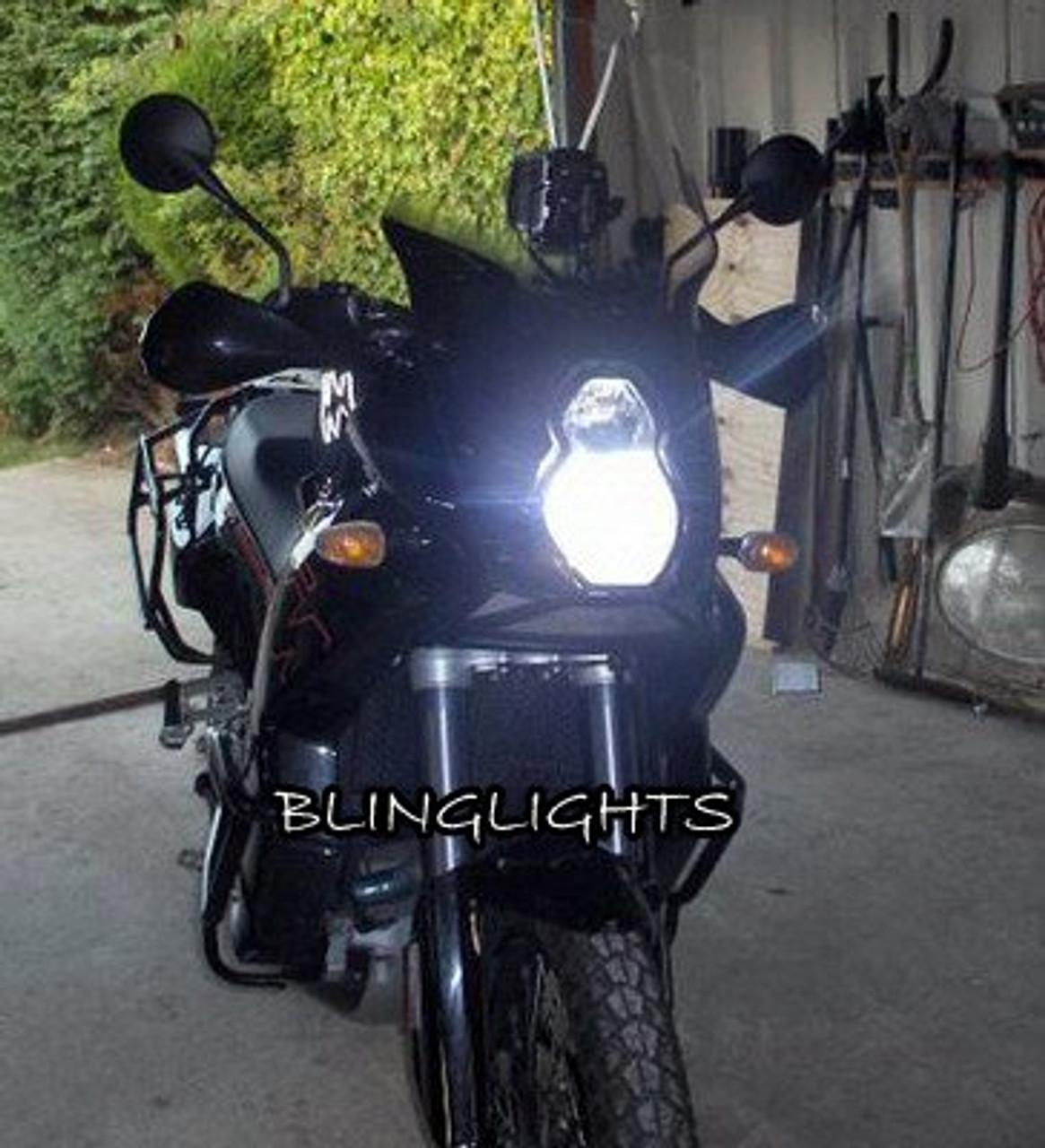 KTM Adventure 950 990 LC8 Bright White Upgrade Light Bulbs for Headlamp Headlight Head Lamp
