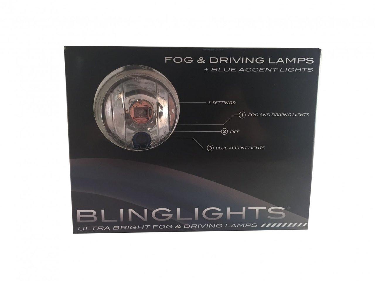 2018 2019 Mitsubishi Outlander Sport Fog Driving Lamps Lights