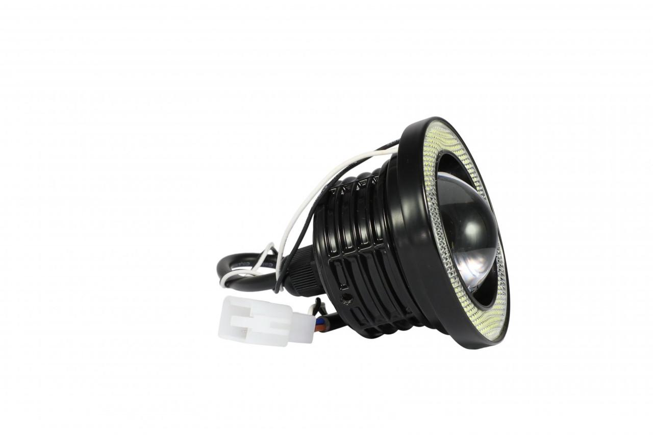 2016 2017 2018 2019 2020 2021 Mazda CX-3 LED Halo Fog Lamps Driving Lights Kit