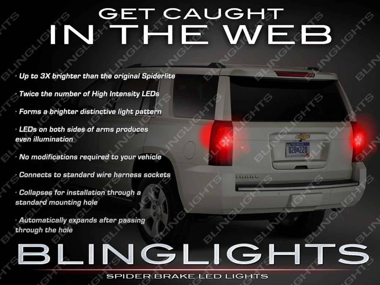 Chevrolet Suburban Custom LED Spider Light Bulbs for Tail Lamps