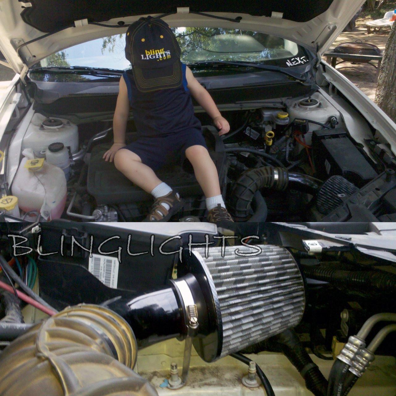 2009-2015 Dodge Journey 2.4 L GEMA I4 Performance Engine Motor Air Intake