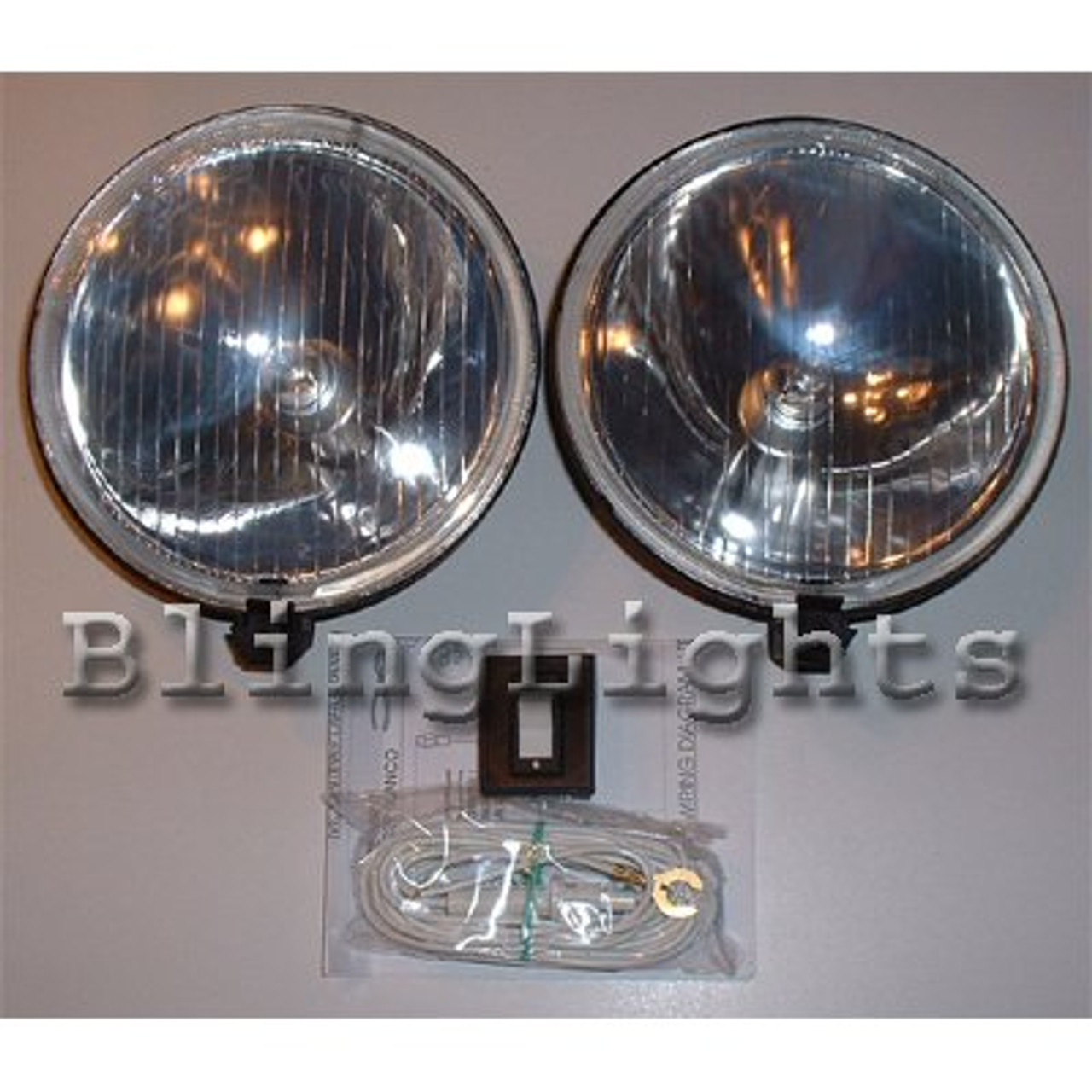 2000 2001 2002 2003 2004 2005 Toyota Cami Xenon Fog Lamps Driving Lights Foglamps Foglights Kit