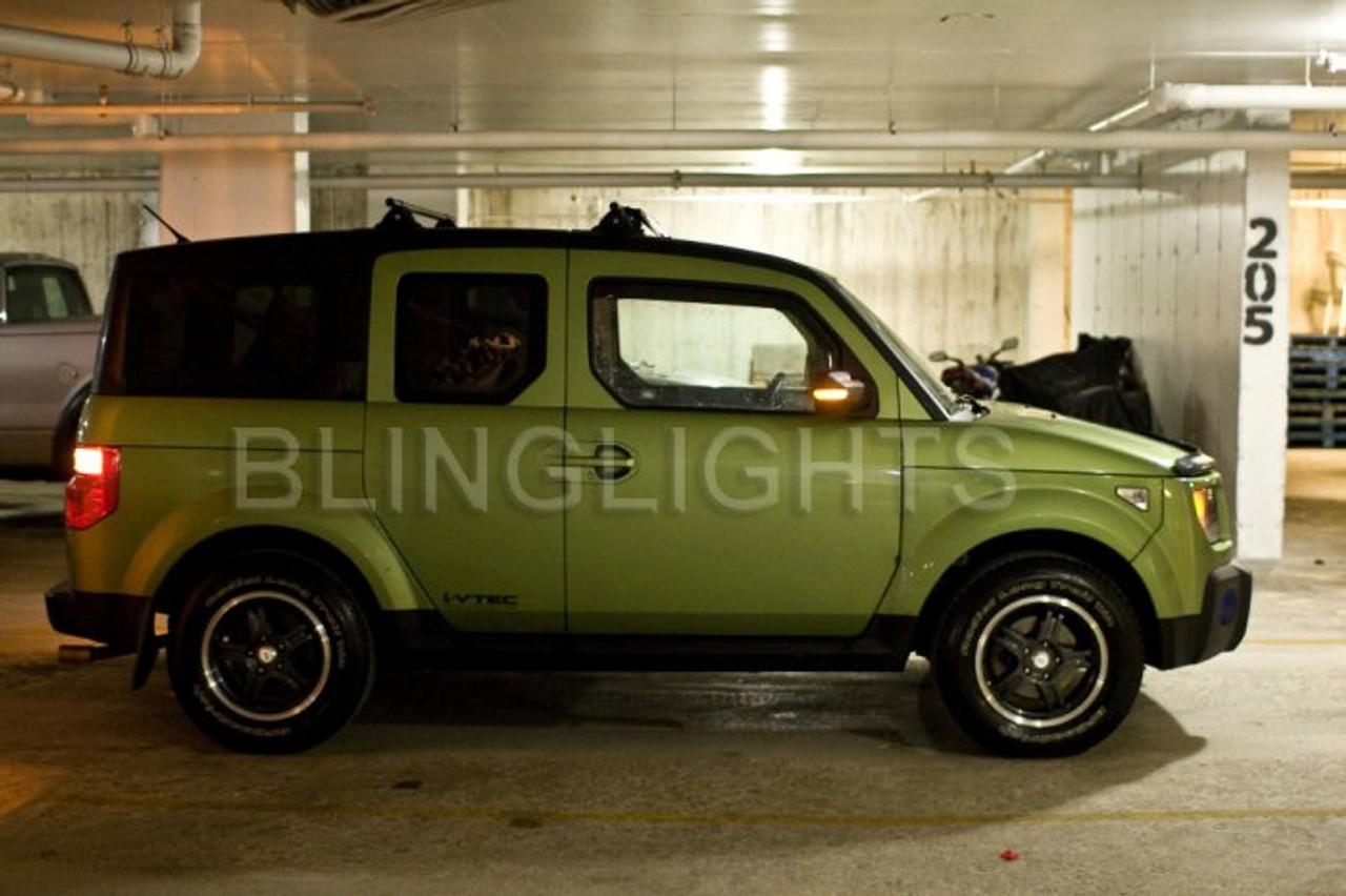 Nissan Juke LED Side Mirror Turn Signal Lights Blinker Signaler Lamp Pair