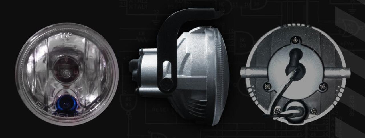 2011 2012 Mitsubishi Outlander Sport Fog Lamp Light Kit