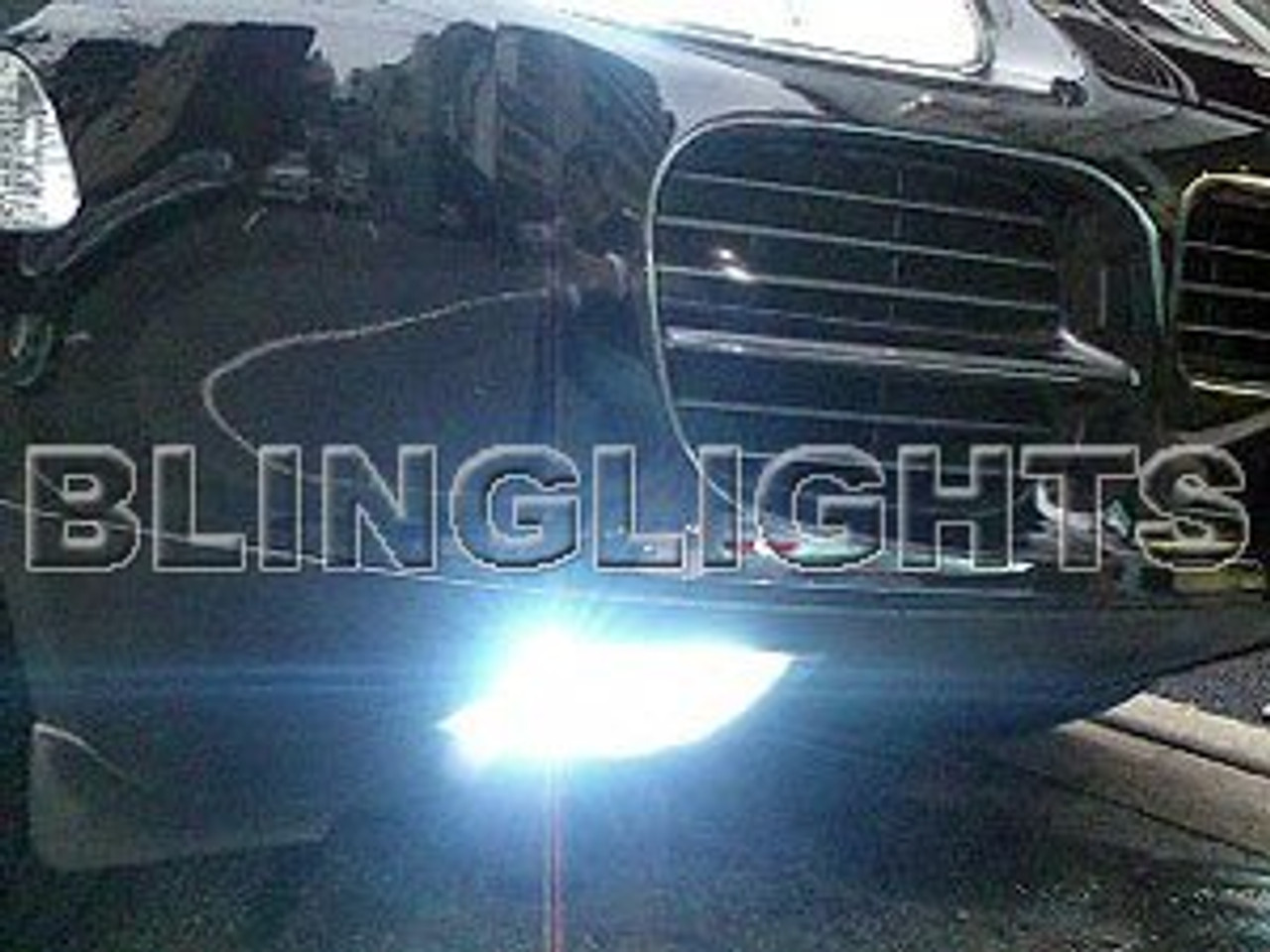 04 05 06 07 Porsche Cayenne Xenon Fog Lamp Light Kit 955 Foglamps Foglights Drivinglights