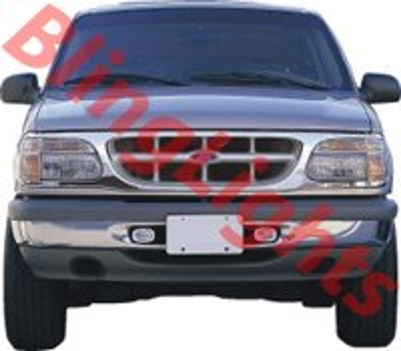 1995 1996 1997 1998 1999 Ford Explorer Drivinglights Driving Lamps Lights Kit