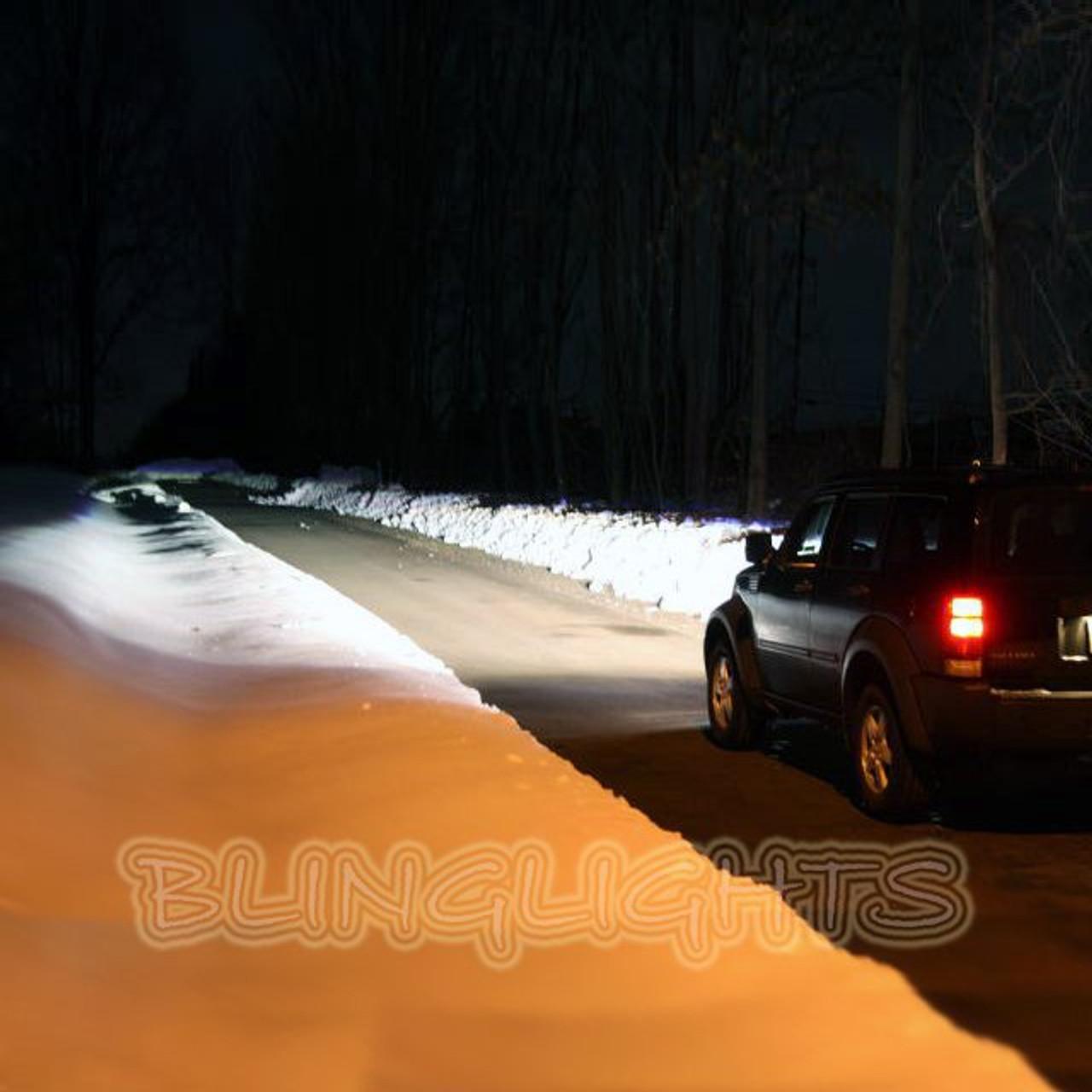 2007 2008 2009 2010 2011 Dodge Nitro Xenon HID Headlamps Headlights Head Lamps Lights Conversion Kit
