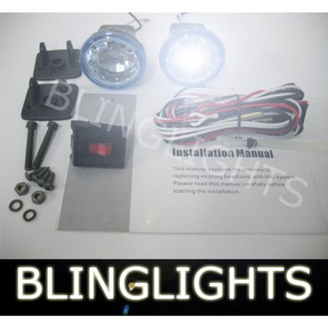 13 14 Opel Mokka Xenon Fog Lamps Driving Lights Foglamps Foglights Drivinglights Kit