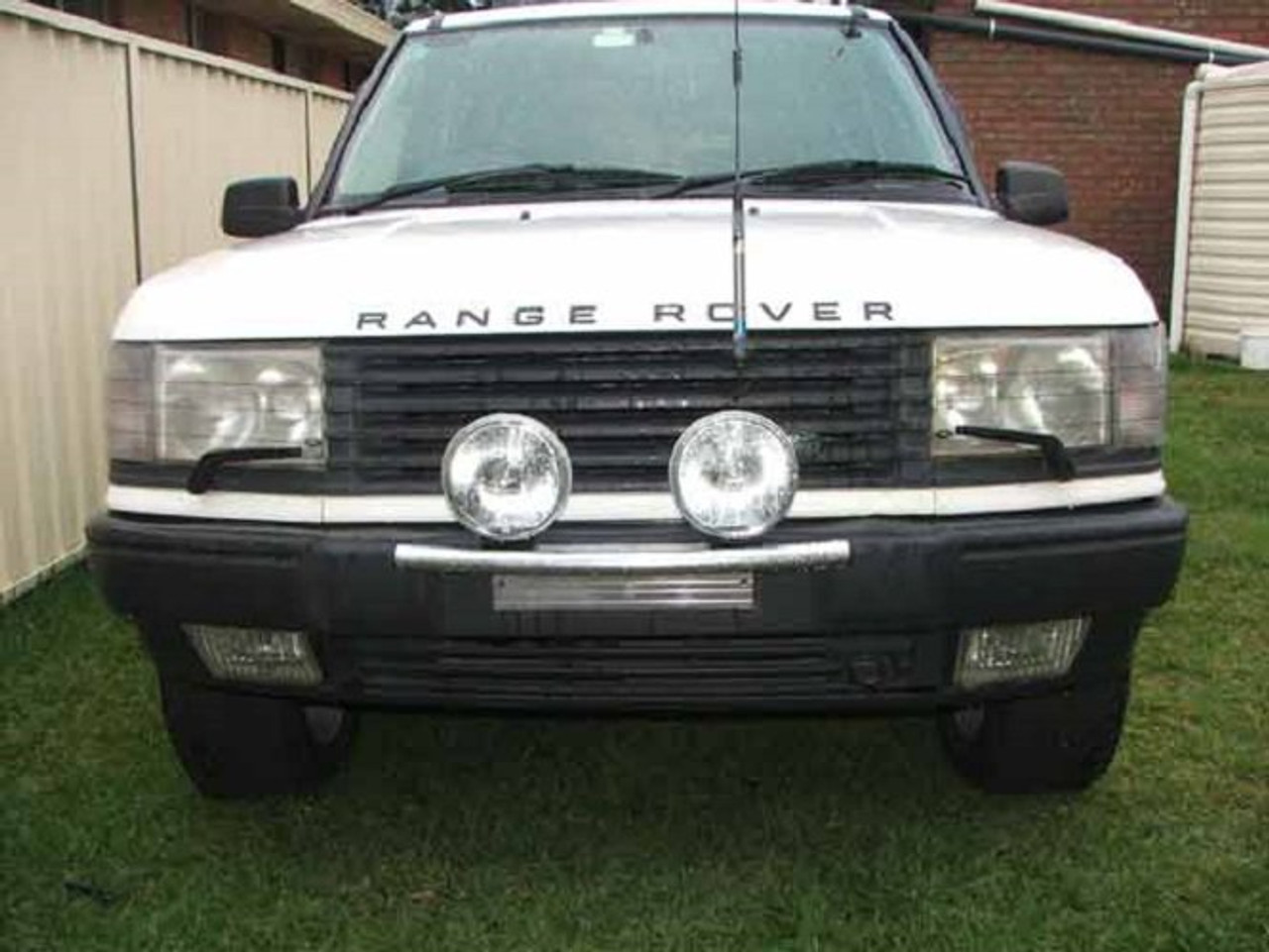 Range Rover P38A L322 Off Road Bumper or Lamp Bar Auxiliary Driving Lights
