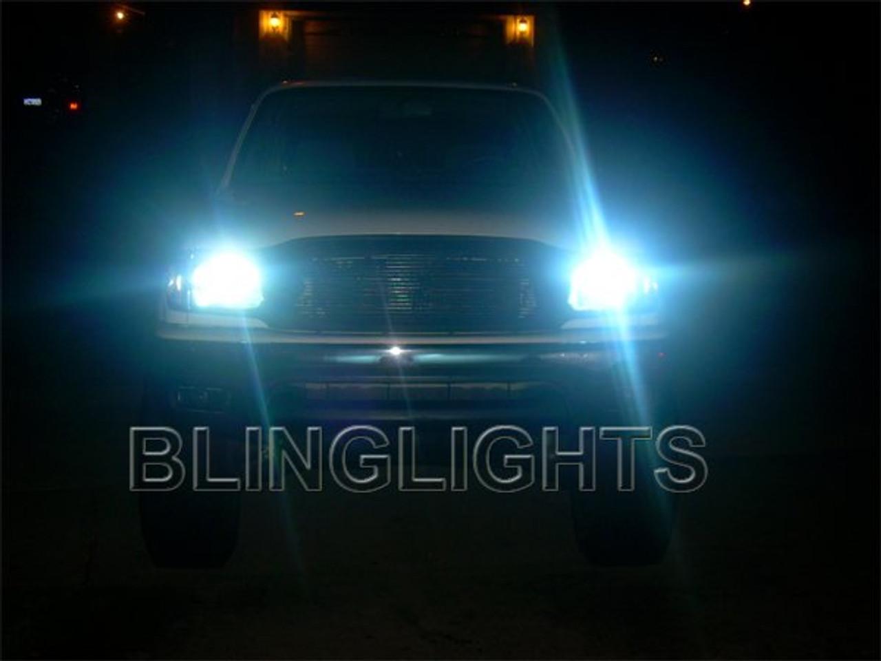 2001 2002 2003 2004 Toyota Tacoma Xenon HID Conversion Kit for Headlamps Headlights Head Lamp Lights