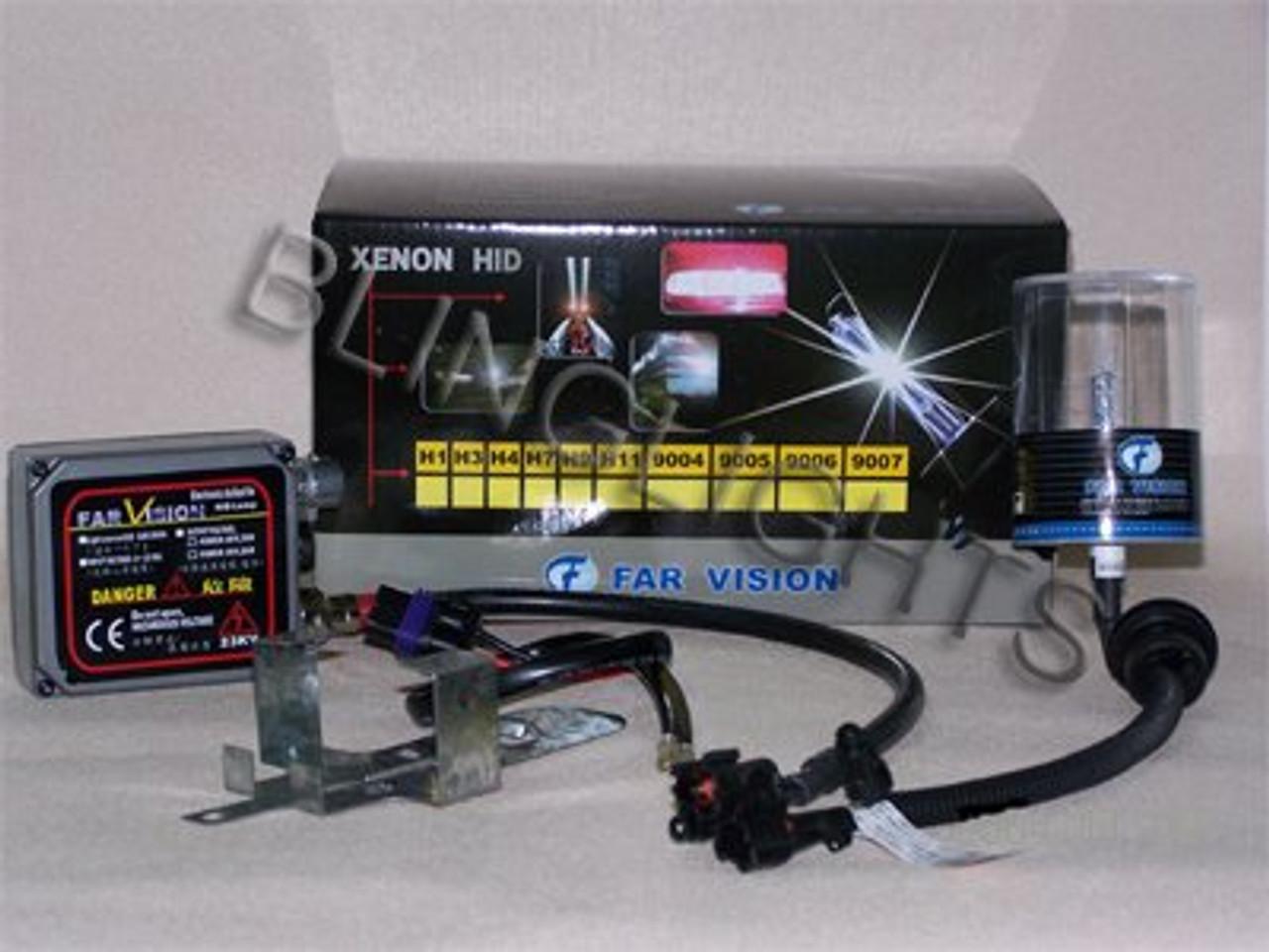 2002 2003 2004 2005 Dodge Ram Xenon HID Conversion Kit Headlamps Headlights Head Lamps Lights