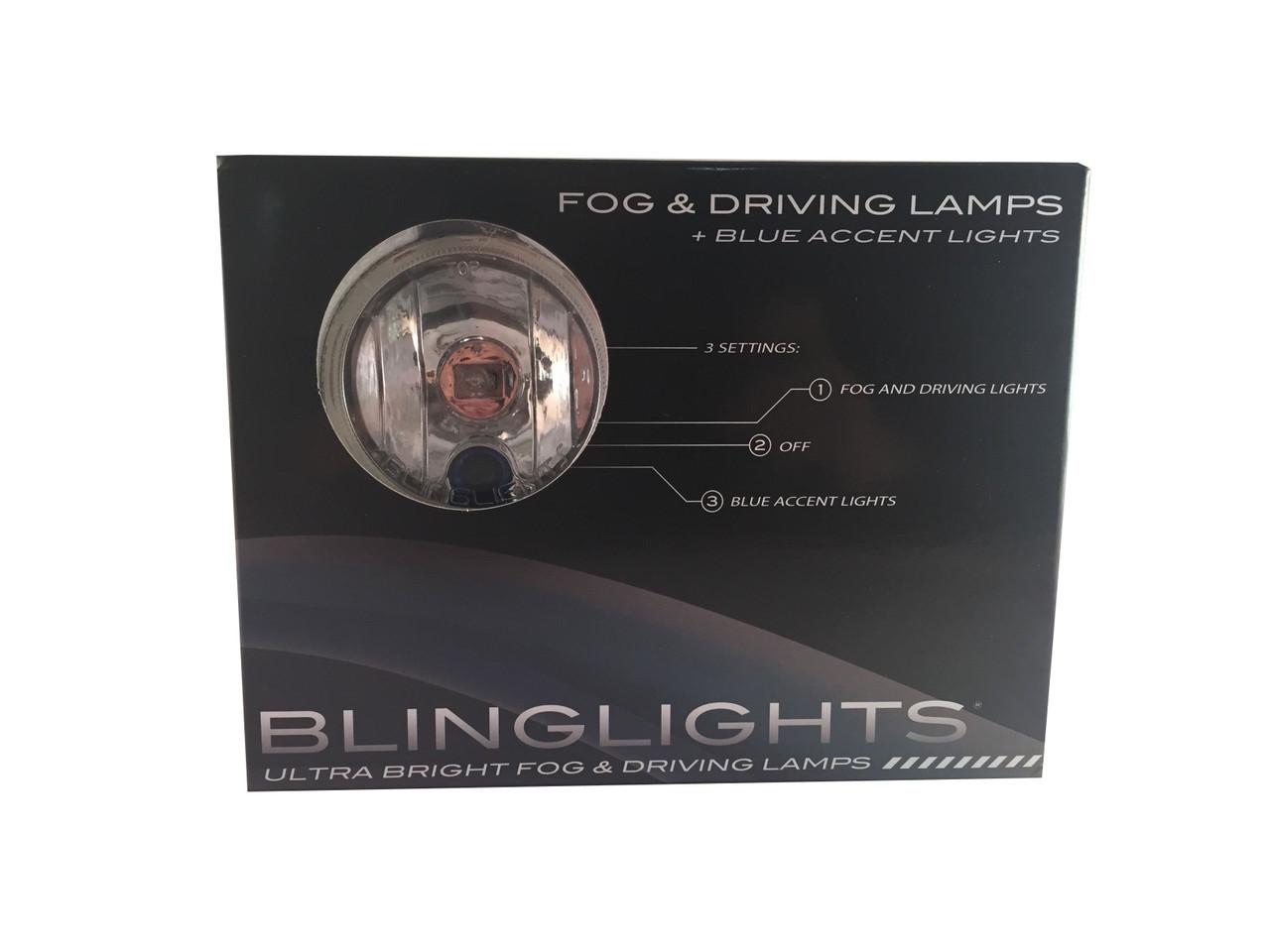 BlingLights Fog Light Kit for 2020 2021 2022 Toyota Tacoma
