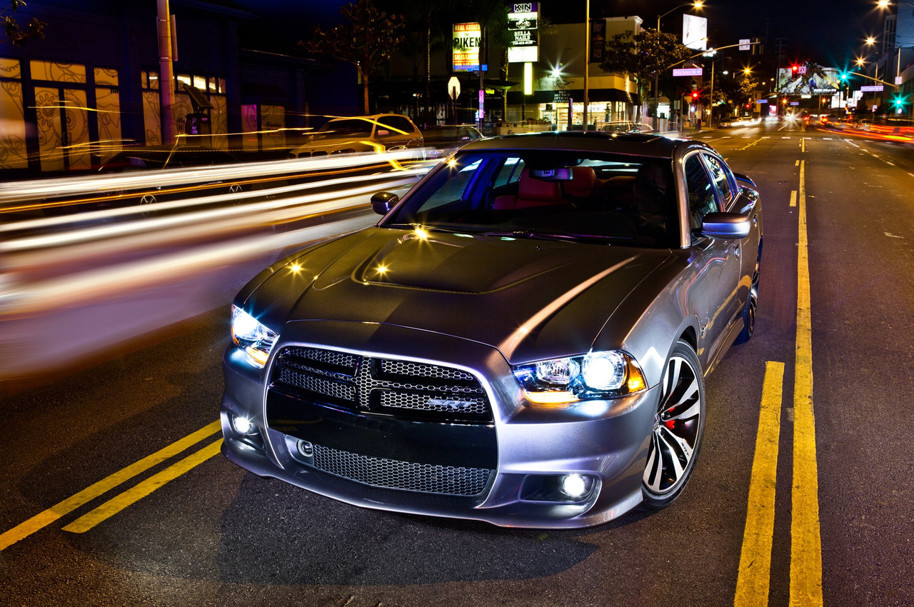 LED White Halo Fog Lights Lamps for 2011 2012 2013 2014 Dodge Charger R/T Scat Pack SRT8 SRT 392