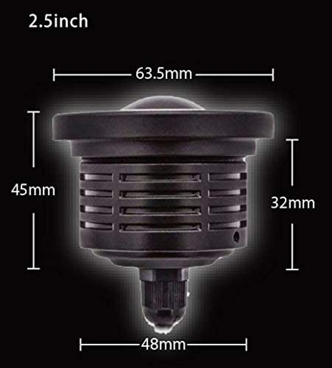 Bottom LED Halo Fog Lights for 2021 2022 2023 Chevrolet Trailblazer L LS LT ACTIV