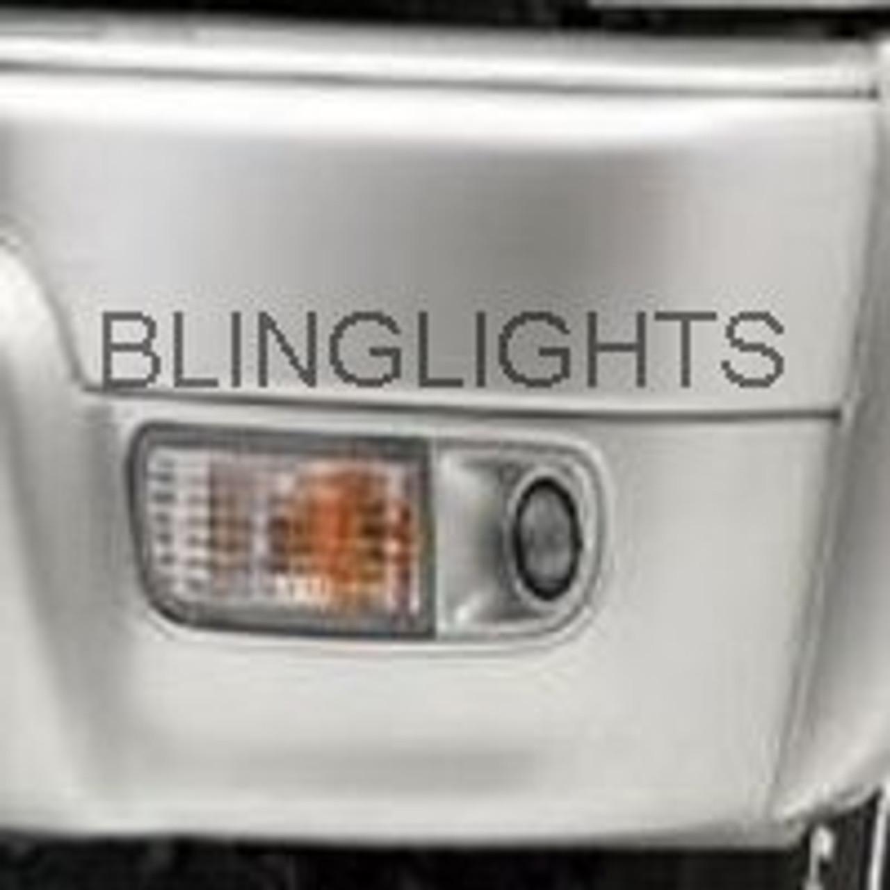 2 Inch LED Fog Lights Kit for 1999 2000 2001 2002 Toyota 4Runner