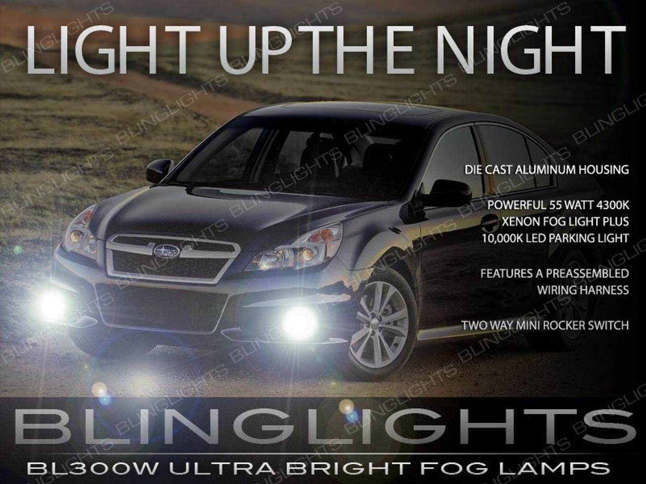 subaru outback fog light wiring 2013 2014 subaru legacy xenon driving lights fog lamps kit  xenon driving lights fog lamps kit