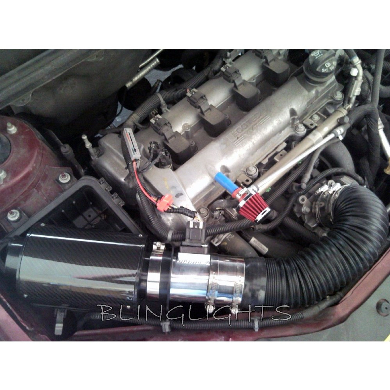 [DIAGRAM_3ER]  2003 2004 2005 2006 2007 Saturn Ion CAI Cold Air Intake Kit 2.2 L 2.2L -  BlingLights.com | 2007 Saturn Ion Fuel Filter |  | BlingLights.com