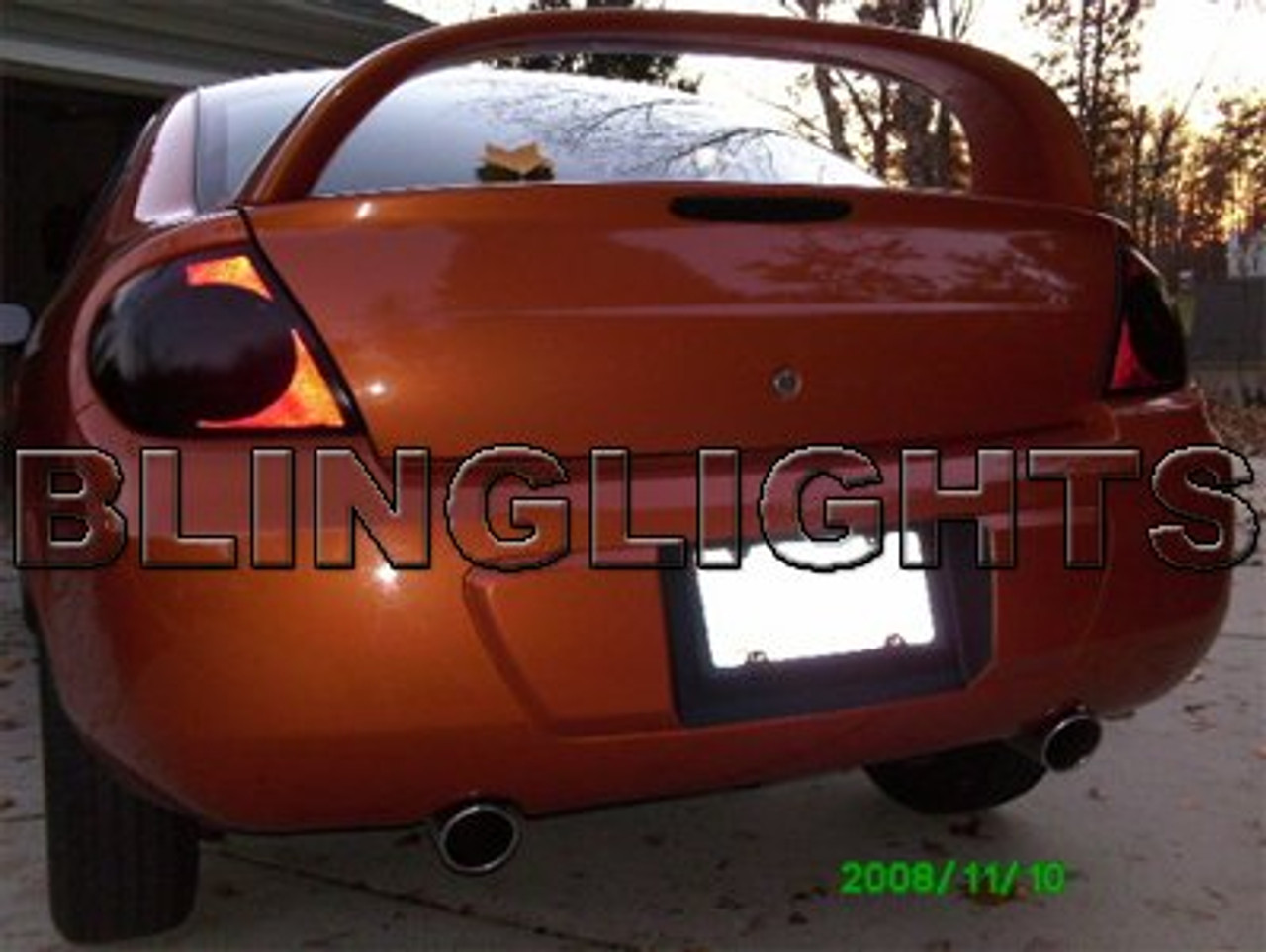 Taillight Taillamp Right for Dodge Neon 2003 2004 2005