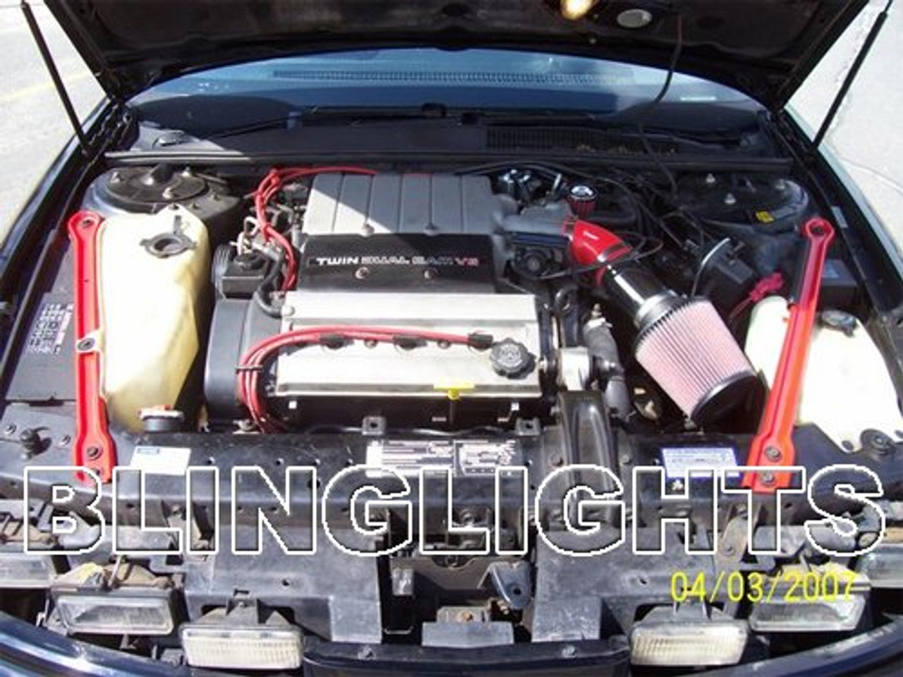 1992 1993 1994 1995 1996 1997 Oldsmobile Cutlass Supreme 3.4L LQ1 V6 Air Intake 3.4 L Engine