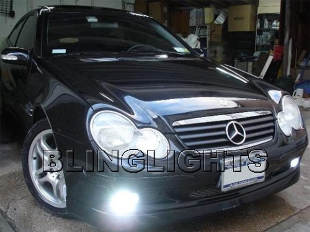 benz c32 engine wiring harness 2001 2002 2003 2004 mercedes benz c32 amg xenon fog lights driving  2001 2002 2003 2004 mercedes benz c32